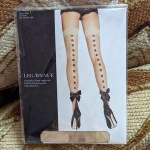 Leg Avenue Thigh Highs